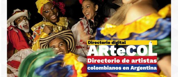 Consulado de Colombia en Buenos Aires presenta directorio digital de artistas   colombianos en Argentina