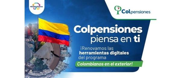 El Consulado de Colombia en Buenos Aires invita a consultar las nuevas herramientas digitales del programa Colombianos en el exterior